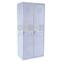 Шкаф медицинский гардеробный Sum MF 420 б/п