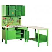 Мебель для производства и СТО (Верстаки)