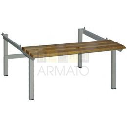 Гардеробная скамейка-подставка СГП 40/60/75
