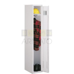 Шкаф одежный металлический ЛОК 31