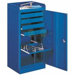 Металлический шкаф для мастерской ШРМ 10/50/43